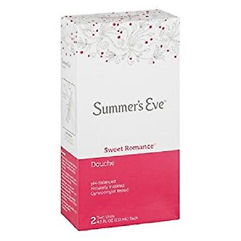 Summer's Eve Sweet Romance Douche 2 Box Pack