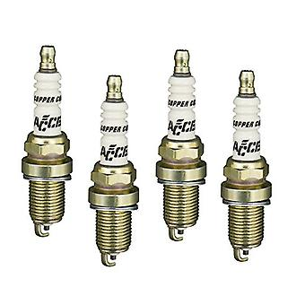 ACCEL  0416S-4  Shorty Copper Core Spark Plug, (Pack of 4)
