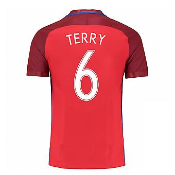 2016-17 Angleterre maillot (Terry 6) - enfants