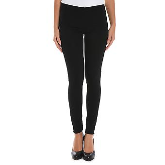 Jucca ladies J2614100003 black viscose Pant