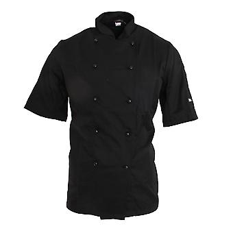 Dennys AFD Adults Unisex Thermocool Chefs Jacket