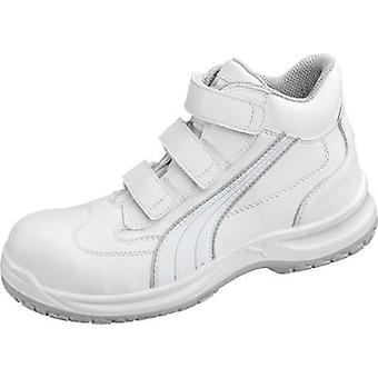 Safety work boots S2 Size: 41 White PUMA Safety Absolute Mid 630182 1 pair