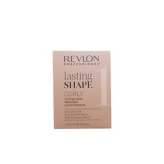 Revlon durable forme Curling unisexe de 3 X 100ml Lotion New Sealed en boîte