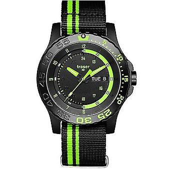 Traser H3 watch professional green spirit 105542