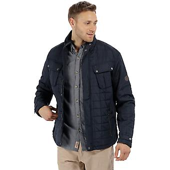 Regatta Mens Lamond Quilted Thermoguard Water Repellent Jacket Coat