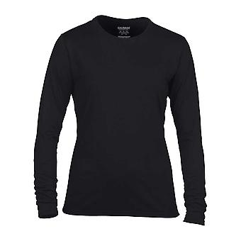 Gildan Womens  Performance Long Sleeve T Shirt