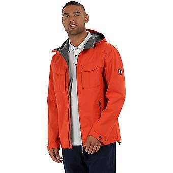 Regatta Mens Bardolf Stretch Waterdicht ademend Hooded Jacket jas