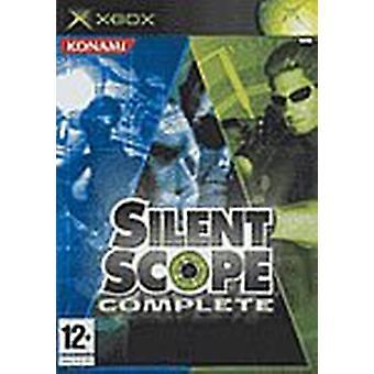 Silent Scope komplett (Xbox)