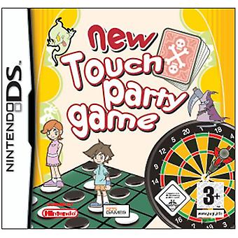 New Touch Party Game (Nintendo DS) - Factory Sealed