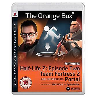 Half-Life 2 The Orange Box (PS3)