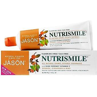 Jason Nutrismile® All Natural Enamel Defensie Tandpasta