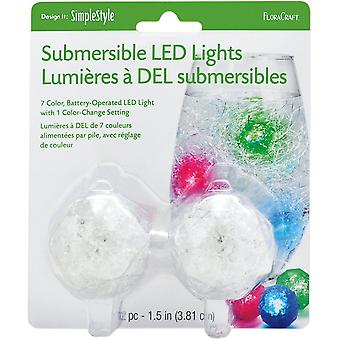 Submersible LED Lights 1.5