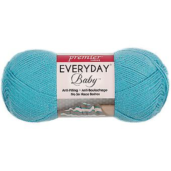 Deborah Norville Collection Everyday Baby Yarn-Turquoise