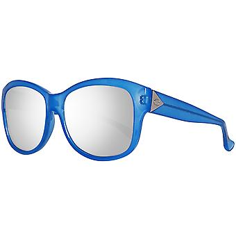 Guess sunglasses ladies blue