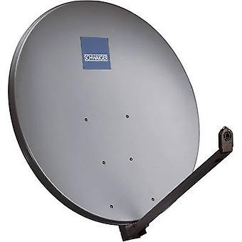 Schwaiger SPI1000.1 SAT antenne 97 cm reflecterend materiaal: Aluminium antraciet