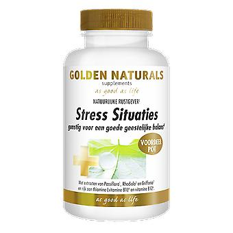 Golden Naturals Stress situations (180 capsules)