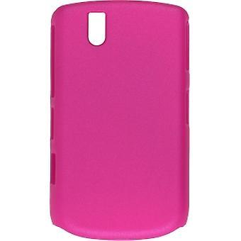 BlackBerry 9650 9630 Color Click Case - Hot Pink