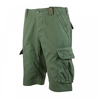 Superdry Mens Cargo Lite Shorts (Green)