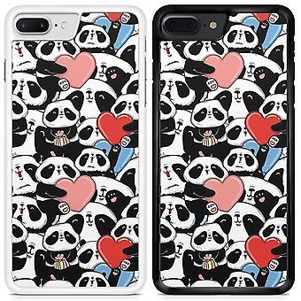 Panda Custom Designed Printed Phone Case For Sony Xperia XA1 Panda10 / White