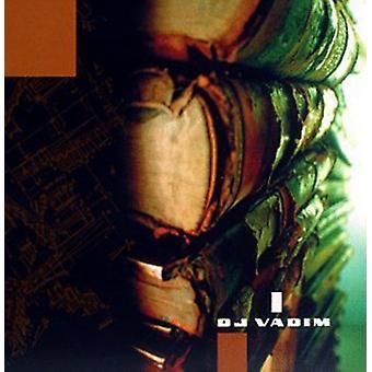 DJ Vadim - importación de los E.e.u.u. de la reconstrucción de la URSS [CD]