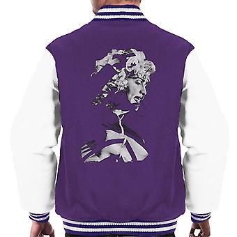 Madonna Wembley Stadium Blonde Ambition Tour 1990 Men's Varsity Jacket