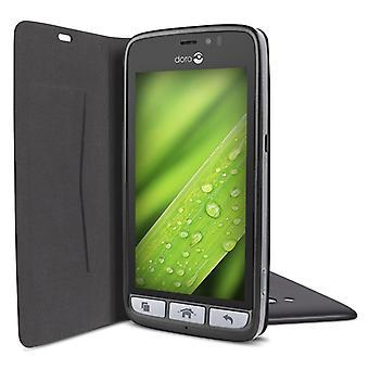Doro Flip Cover 8030 Black case.