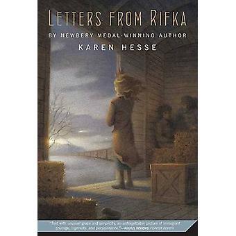 Breve fra Rifka af Karen Hessen - 9780312535612 bog