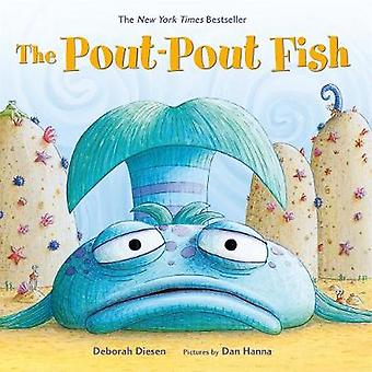 De Pout-Pout vis door de Pout-Pout vissen - 9780374312190 boek