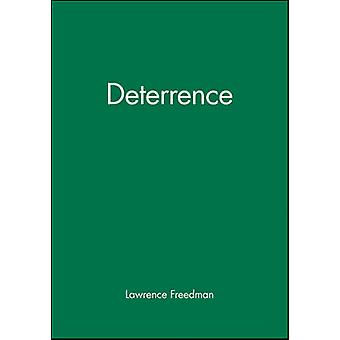 Deterrence by Lawrence Freedman - 9780745631134 Book