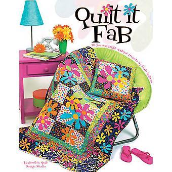 Quilt it FAB by Linda Sullivan - 9781601400048 Book