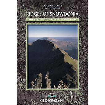 Ruggen van Snowdonia - de beste Ridge (2e herziene editie) wandelen door