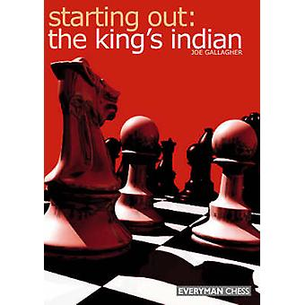 Starting out - King's Indian by Joe Gallagher - 9781857442342 Book