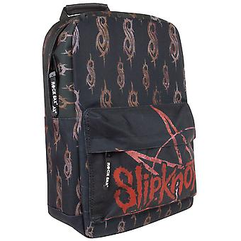 Rock Sax Slipknot Wait And Bleed rugzak