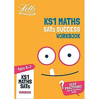 KS1 Maths SATs Practice Workbook: 2018 Tests - Letts KS1 Revision Success