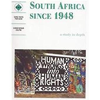 África do Sul desde 1948: Livro dos alunos: um estudo em profundidade (descobrindo o passado para GCSE)