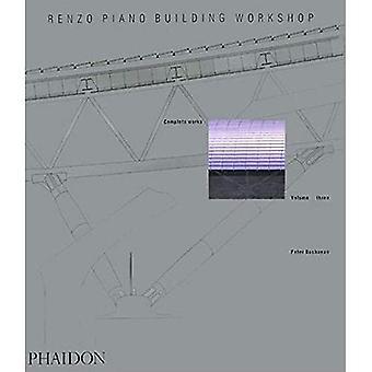 Renzo Piano Building Workshop Complete Works : Vol 3
