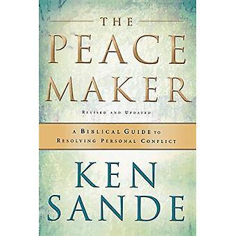 Fredsmäklaren: En bibliska Guide för att lösa personliga konflikter