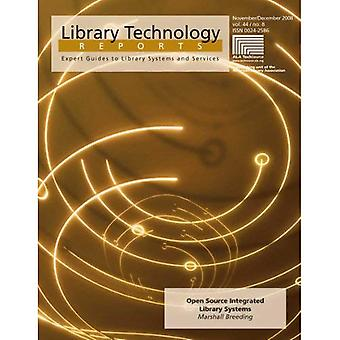 Open Source Integrated Library Systems (Library Technology Reports)