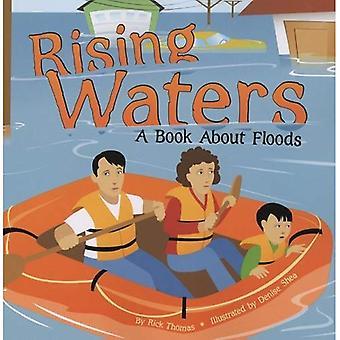 Subida das águas: Um livro sobre inundações