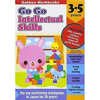 Ga Ga intellectuele vaardigheden 3-5 (Gakkenworkbooks)