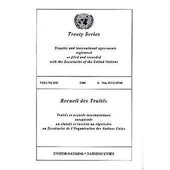Treaty Series 2541 2008 I