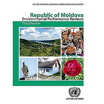 Environmental Performance Review of the Republic of Moldova: Third Review (Environmental Performance Reviews Series)