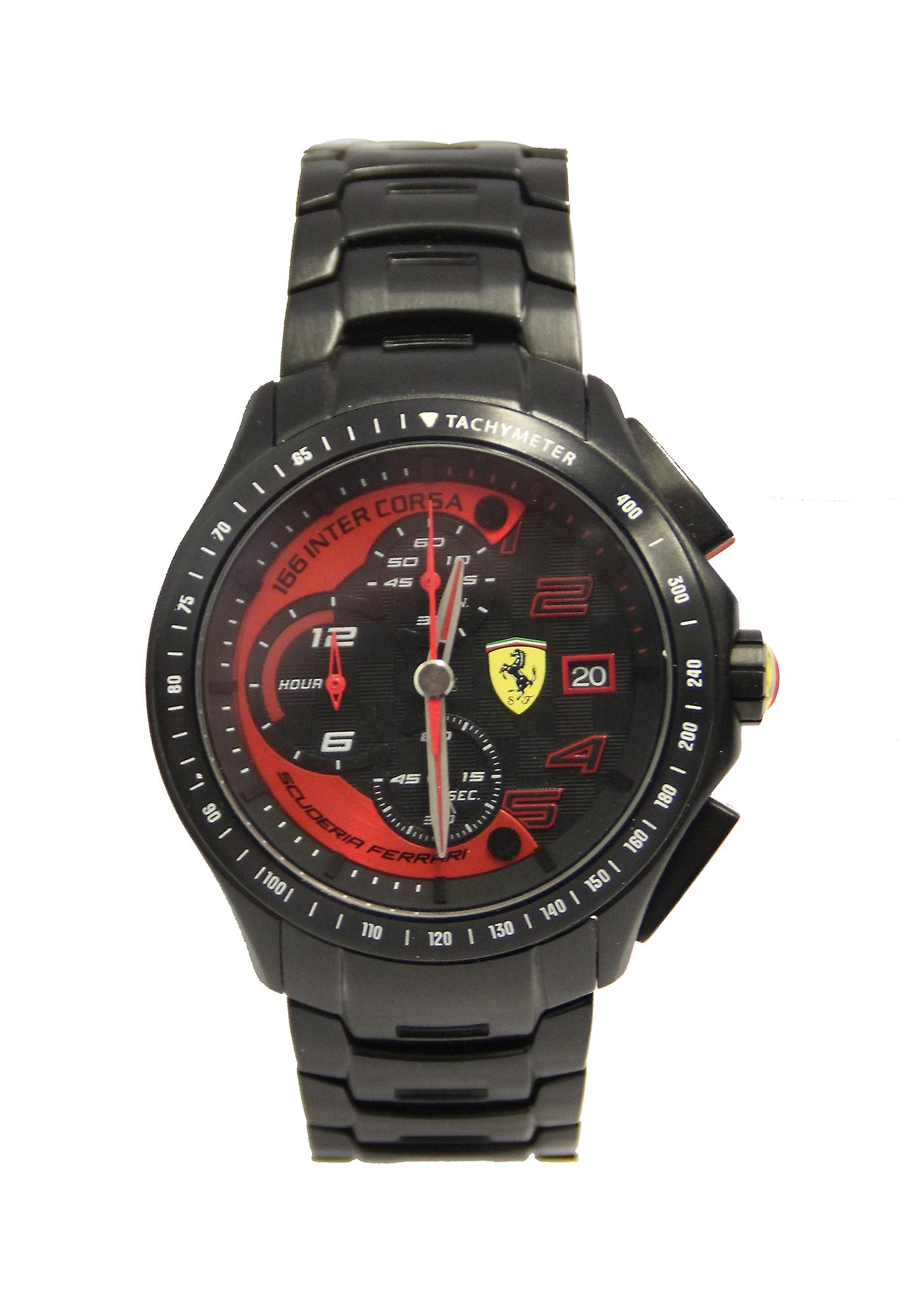 Waooh - Watch Scuderia Ferrari race day