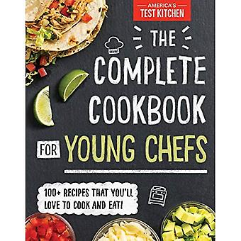Complete Cookbook for Young� Chefs