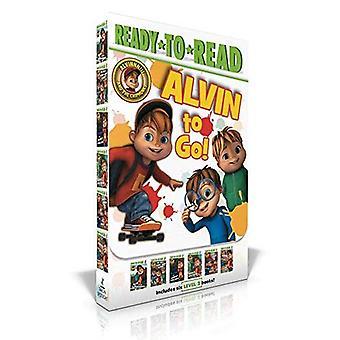Alvin a Go!: Alvin y los superhéroes; El mejor Video juego; El desafío del campamento; Nuevo amigo de Alvin; Simon a cargo!; El papá divertido (Alvinnn! y las ardillas)