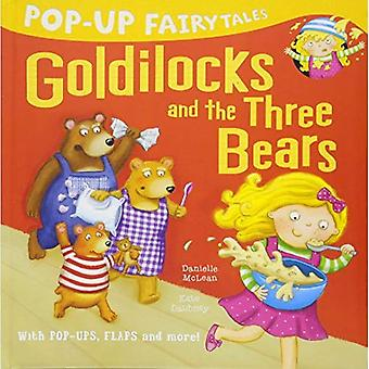 Pop-Up Fairytales: Goldilocks and the Three Bears (Pop-Up Fairytales)