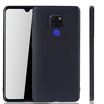 Huawei mate 20 X teléfono caso Schutzcase contraportada bolsa cubierta caso negro