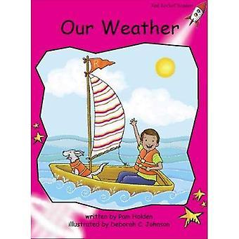 Vår väder stora boken Edition: Stora boken Edition (Emergent Fiction uppsättning C)