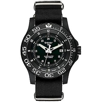 Traser H3 watch professional ShadowAutomatic Pro P6600. 4A8. 13 01-100267