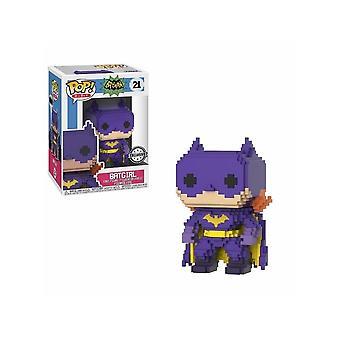 DC Comics классические Batgirl эксклюзивные 8-битный поп! Винил